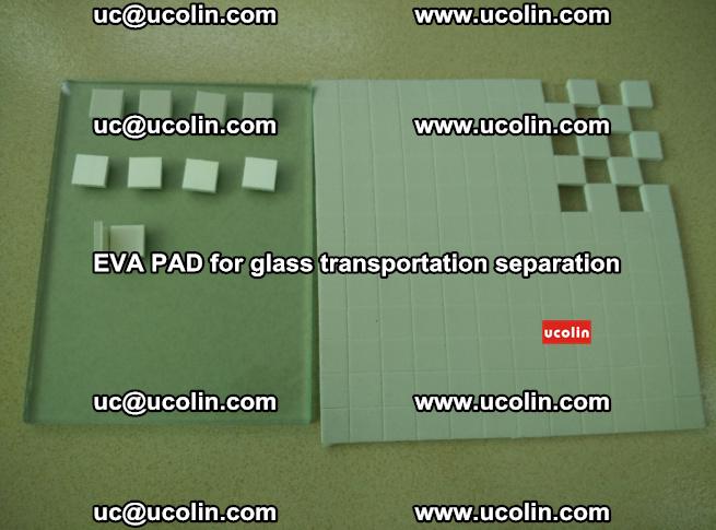 EVA PAD for safety laminated glass transportation separation (56)