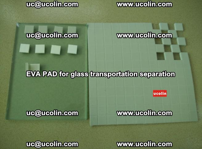 EVA PAD for safety laminated glass transportation separation (58)