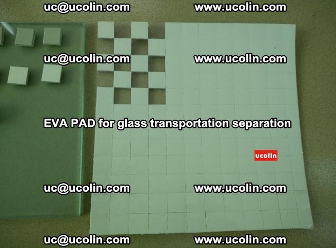 EVA PAD for safety laminated glass transportation separation (9)