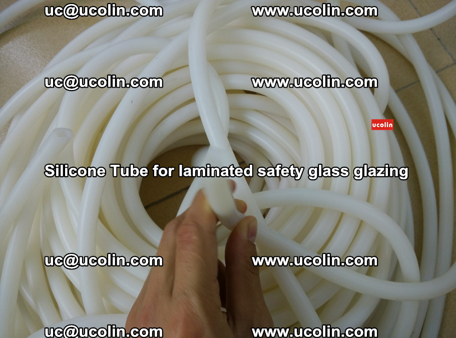 Silicone Tube for EVALAM EVALAM MASSIVE EVASAFE COOLSAFE EVAFORCE safety glazing (40)