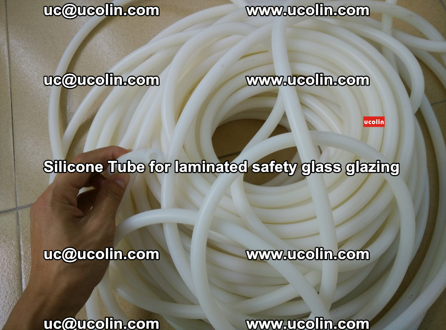 Silicone Tube for EVALAM EVALAM MASSIVE EVASAFE COOLSAFE EVAFORCE safety glazing (9)