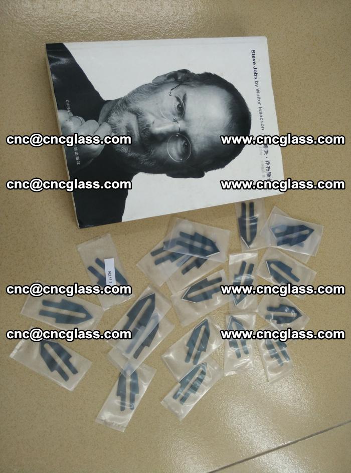 Blades of hot knife trimmer for eva interlayer film glass laminating (14)