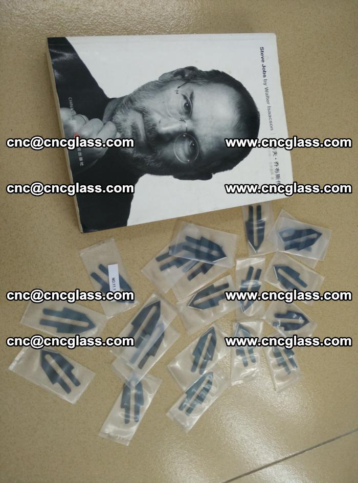 Blades of hot knife trimmer for eva interlayer film glass laminating (15)