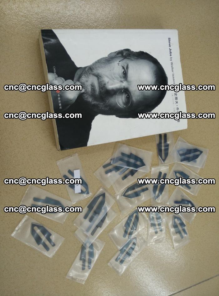 Blades of hot knife trimmer for eva interlayer film glass laminating (17)