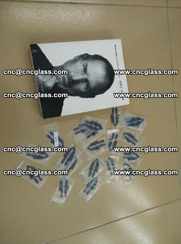 Blades of hot knife trimmer for eva interlayer film glass laminating (19)