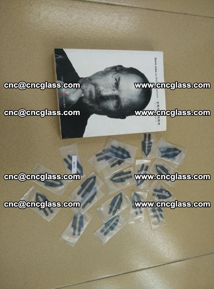 Blades of hot knife trimmer for eva interlayer film glass laminating (31)