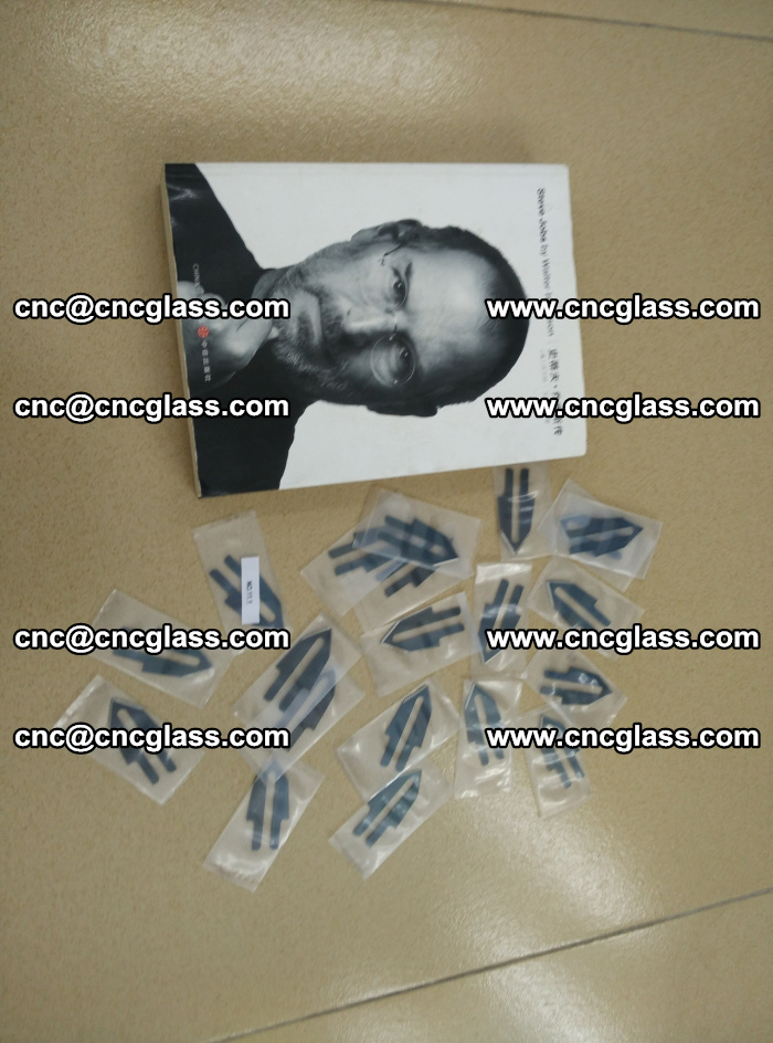 Blades of hot knife trimmer for eva interlayer film glass laminating (33)