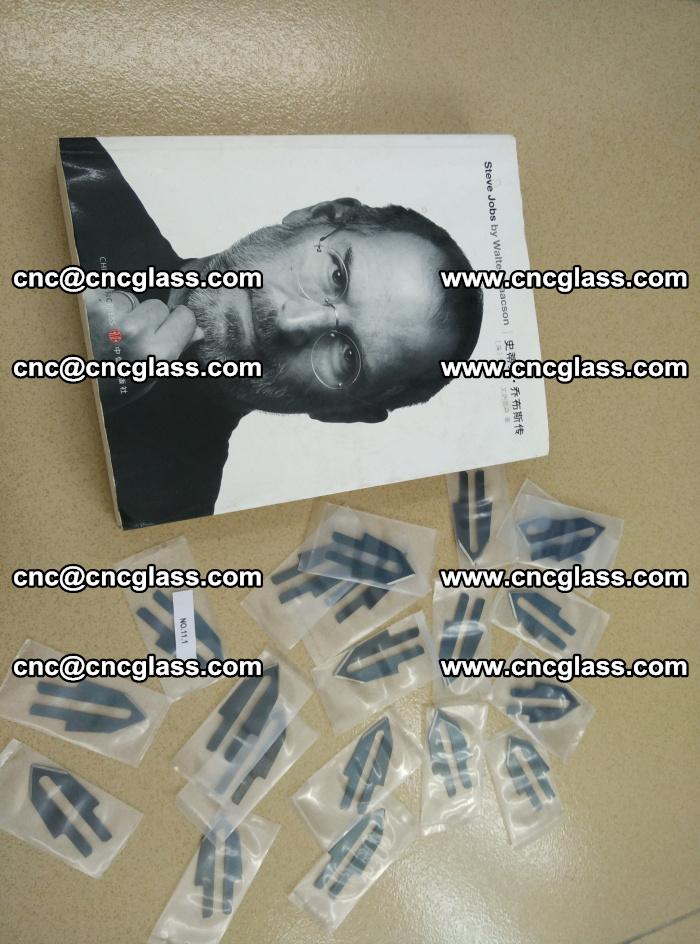 Blades of hot knife trimmer for eva interlayer film glass laminating (6)