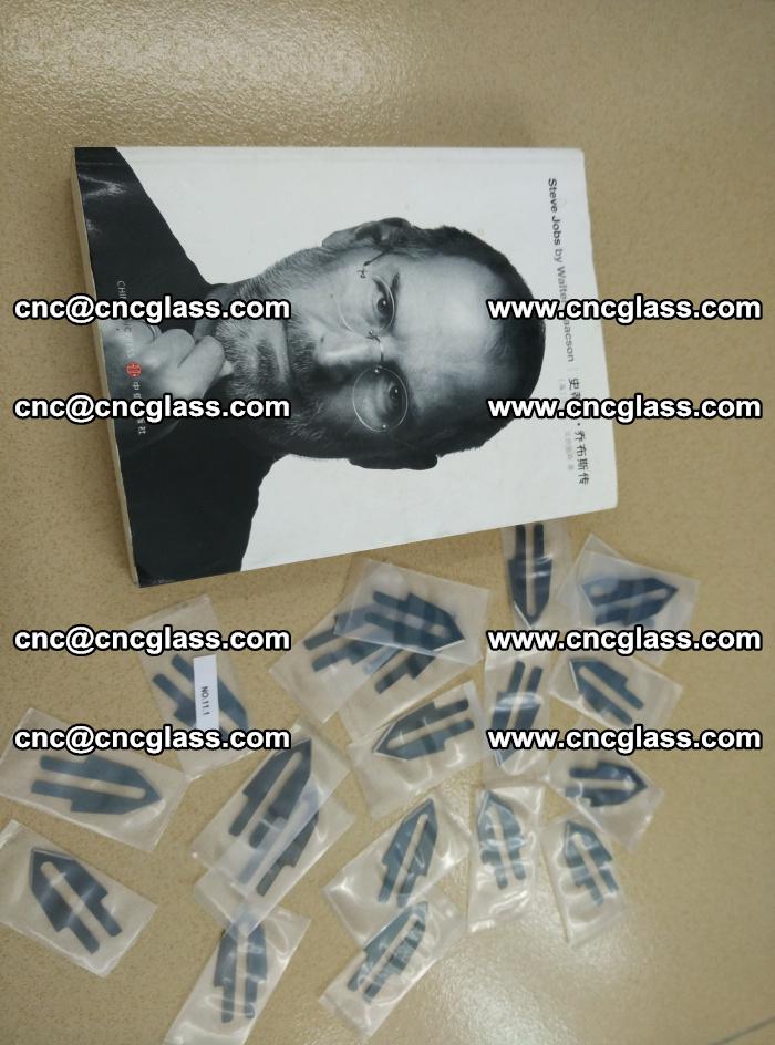 Blades of hot knife trimmer for eva interlayer film glass laminating (7)