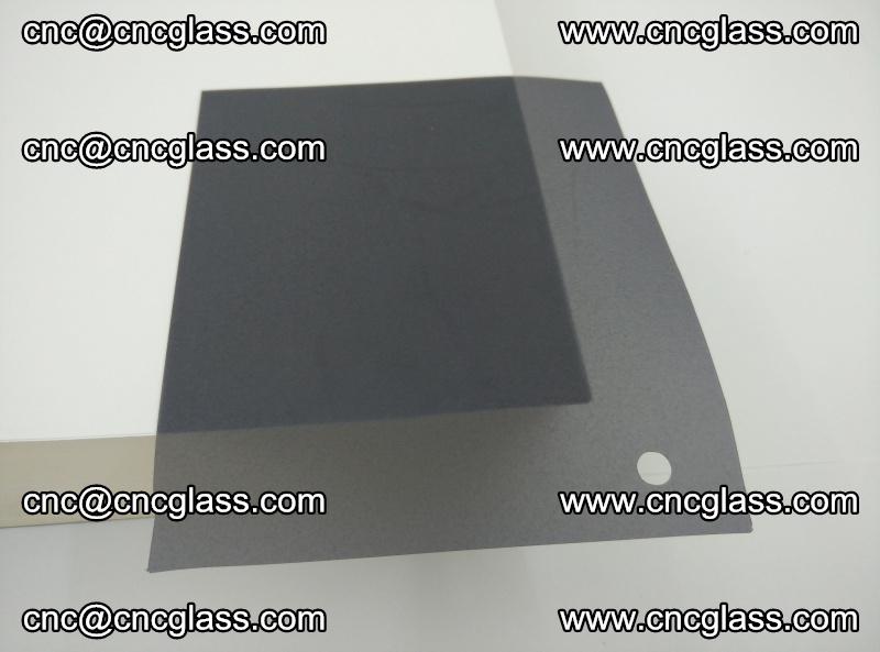 Eva glass laminating interlayer film foil (clear gray color eva) (2)