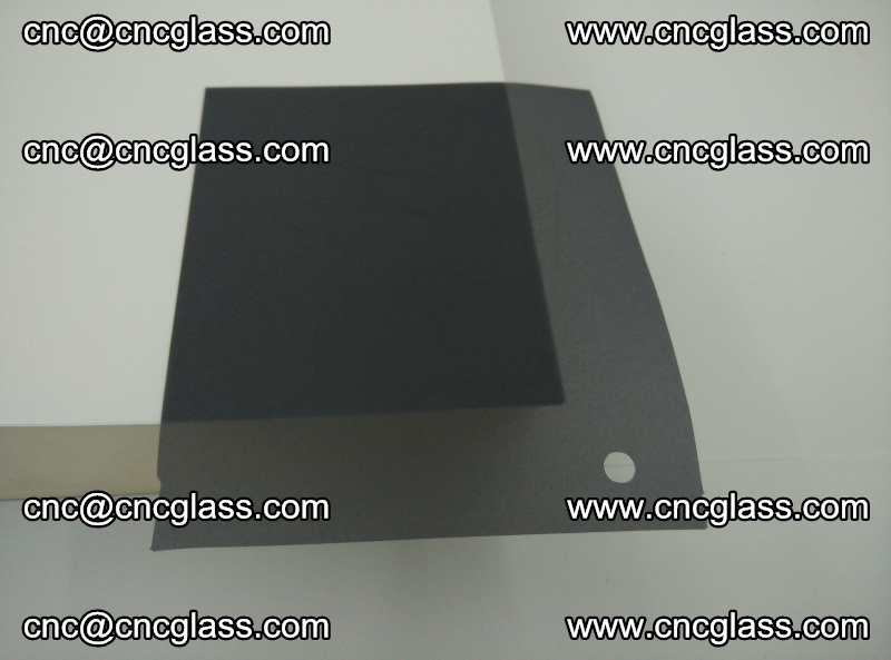 Eva glass laminating interlayer film foil (clear gray color eva) (6)
