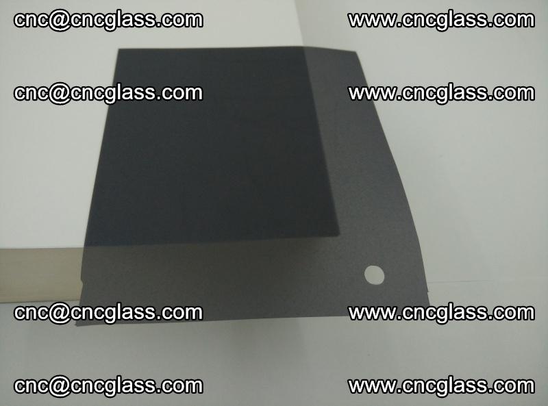 Eva glass laminating interlayer film foil (clear gray color eva) (7)