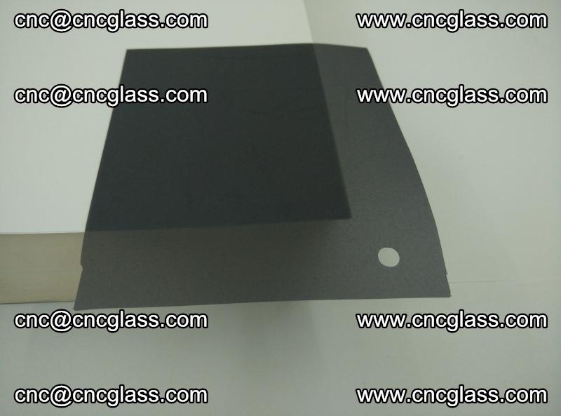 Eva glass laminating interlayer film foil (clear gray color eva) (9)