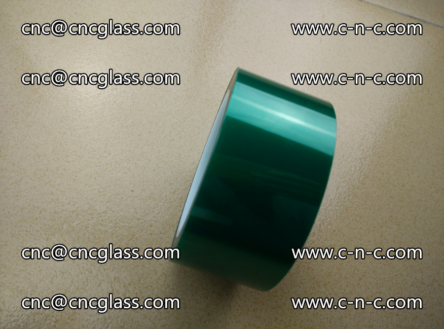 PET GREEN TAPE for laminated glass safety glazing (17)