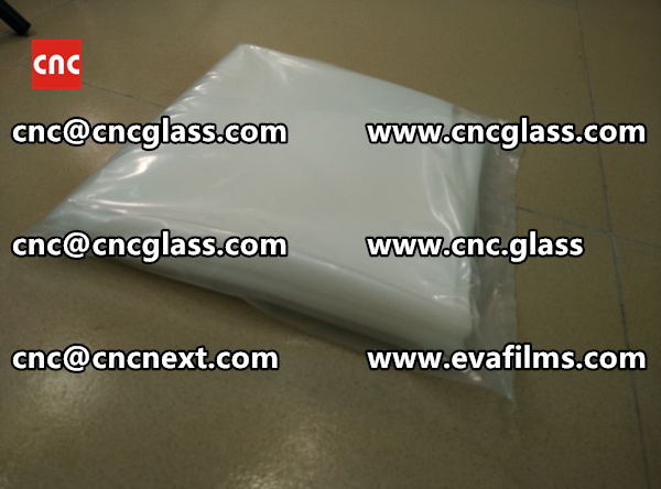 EVA (ethylene vinyl acetate copolymer) interlayer film for decorative laminated glass  (7)