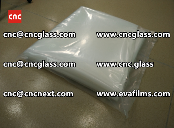EVA (ethylene vinyl acetate copolymer) interlayer film for decorative laminated glass  (8)