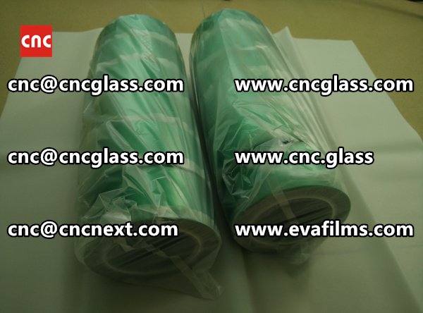 PET GREEN TAPE FOR GLASS LAMINATION SYSTEMS (8)