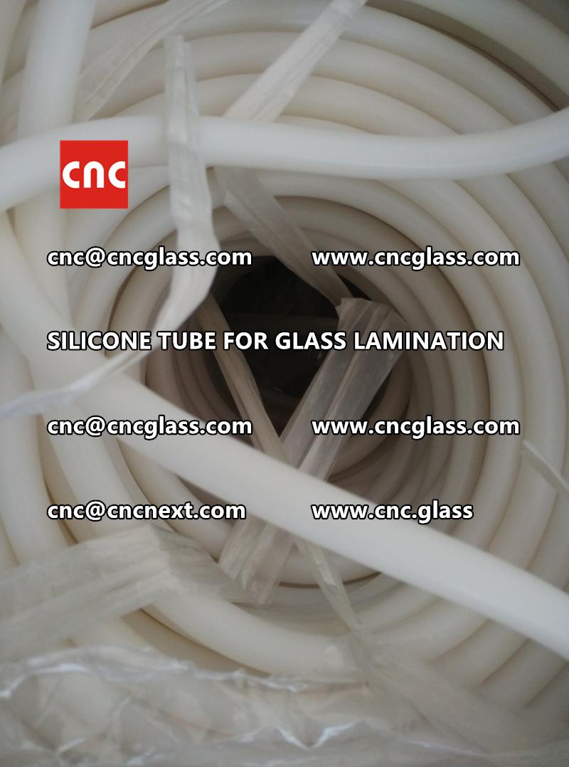 SILICONE TUBE for glass lamination vacuuming (1)