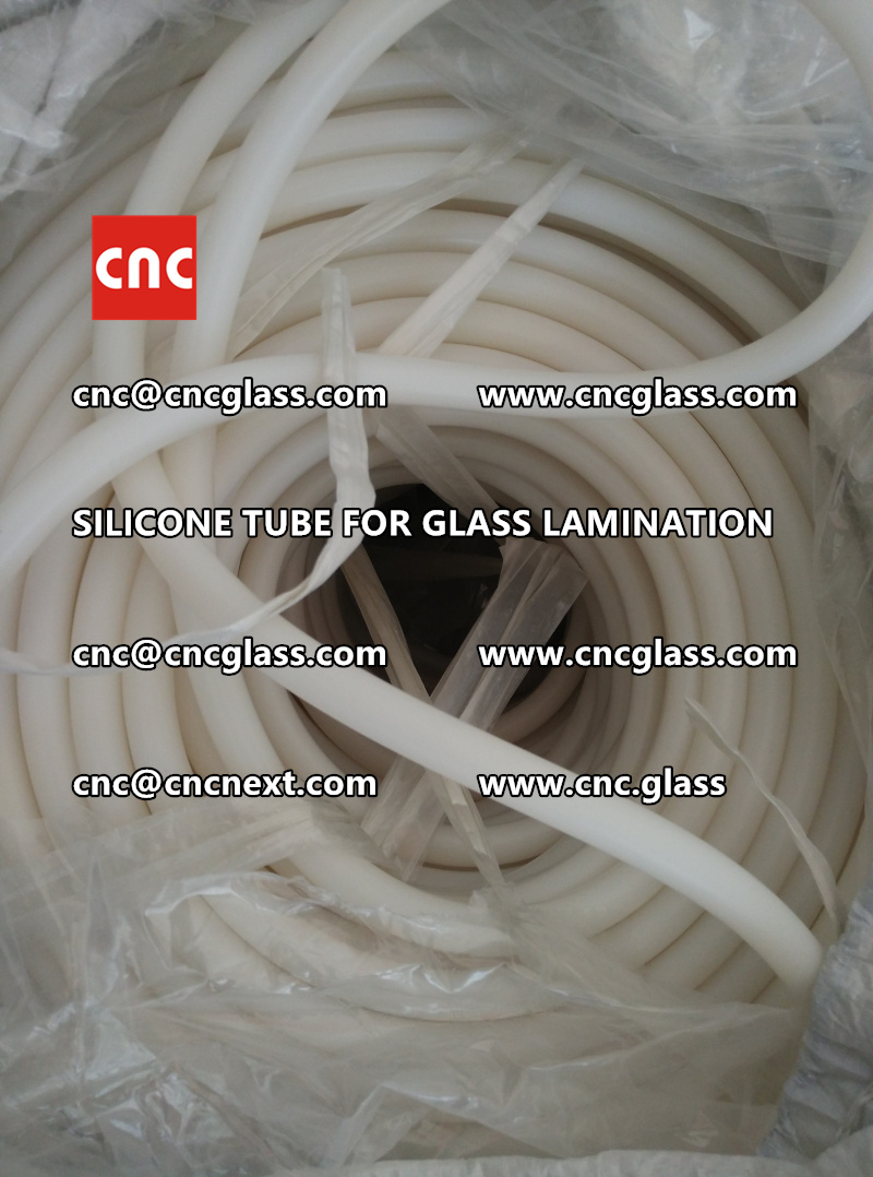 SILICONE TUBE for glass lamination vacuuming (5)