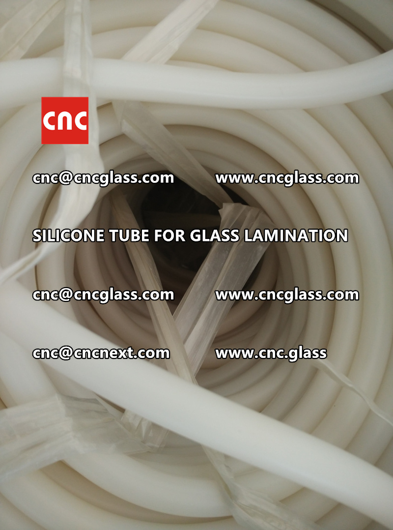 SILICONE TUBE for safety glass lamination vacuuming  (13)