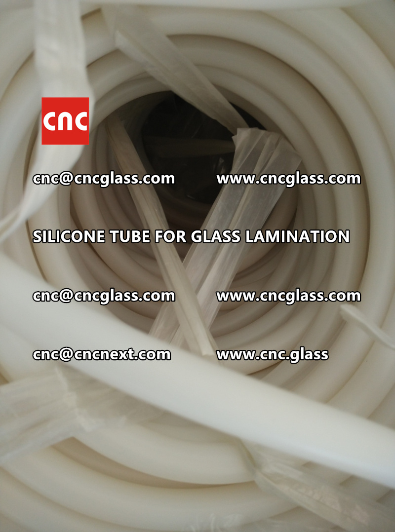 SILICONE TUBE for safety glass lamination vacuuming  (15)