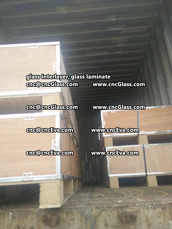 glass eva interlayer packing (1)