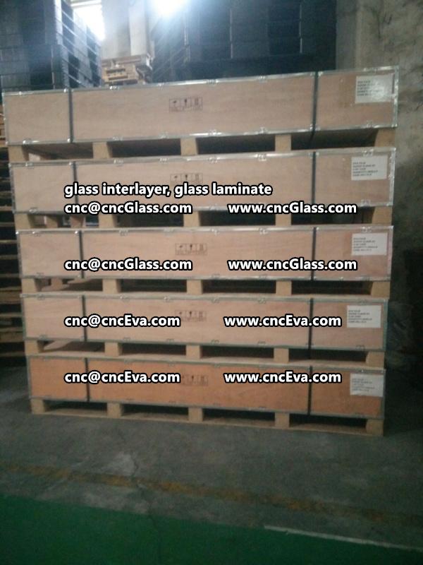 glass eva interlayer packing (10)