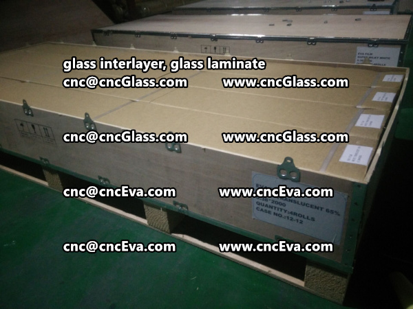 glass eva interlayer packing (5)