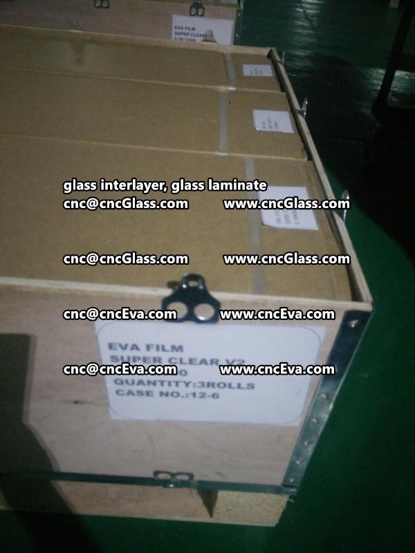 glass eva interlayer packing (9)