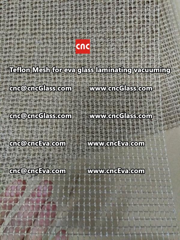 Silicone mesh for silicone vacuum bag laminating eva film interlayer (10)