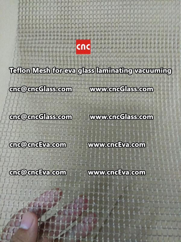 Silicone mesh for silicone vacuum bag laminating eva film interlayer (2)