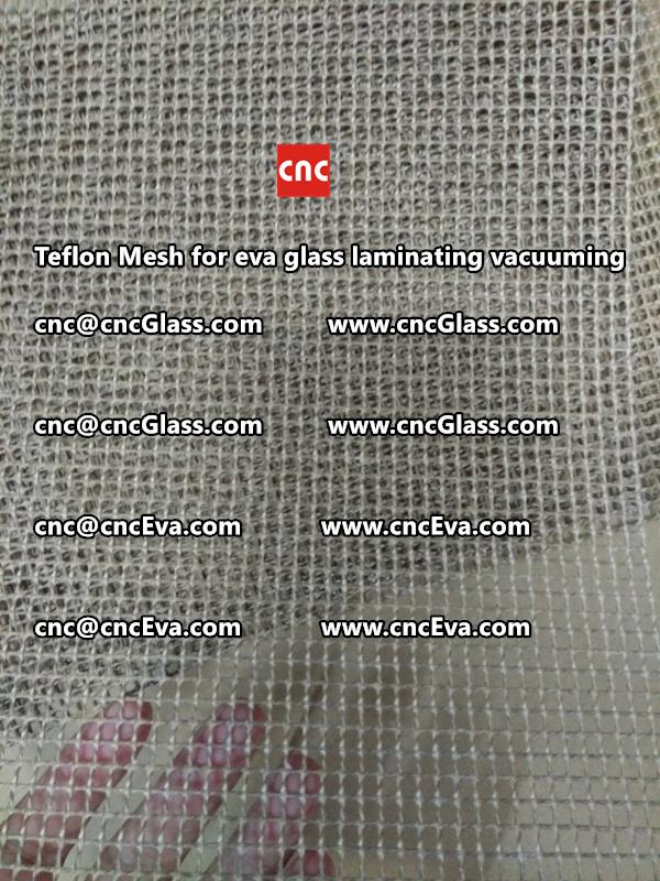 Silicone mesh for silicone vacuum bag laminating eva film interlayer (3)
