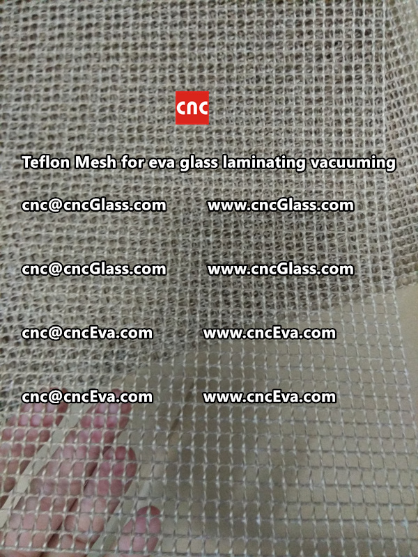 Silicone mesh for silicone vacuum bag laminating eva film interlayer (7)