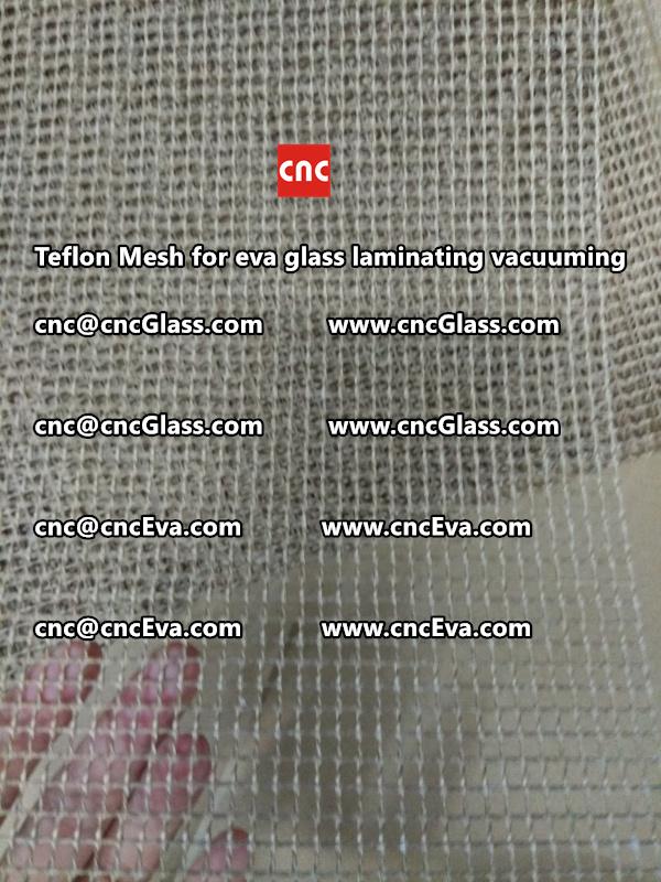 Silicone mesh for silicone vacuum bag laminating eva film interlayer (9)