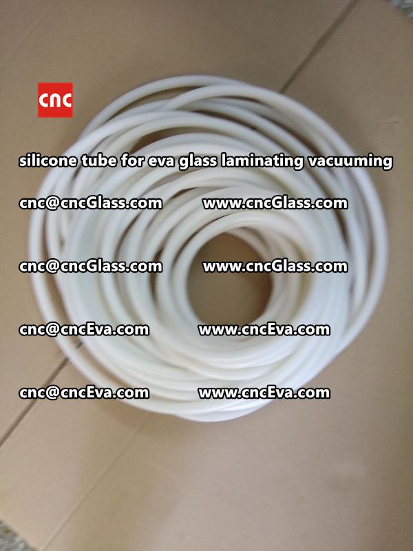 Silicone tube  for vacuum pump laminating eva film interlayer (18)