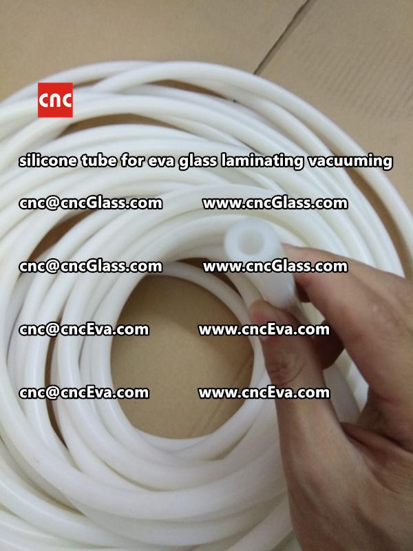 Silicone tube  for vacuum pump laminating eva film interlayer (24)