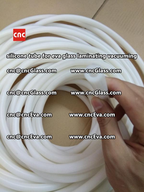 Silicone tube  for vacuum pump laminating eva film interlayer (26)