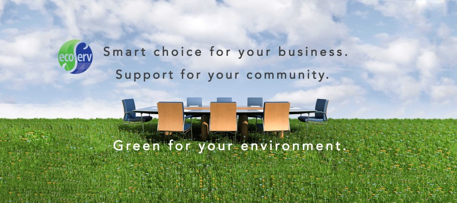 Corporate Sustainability through EcoServ with InstallNET