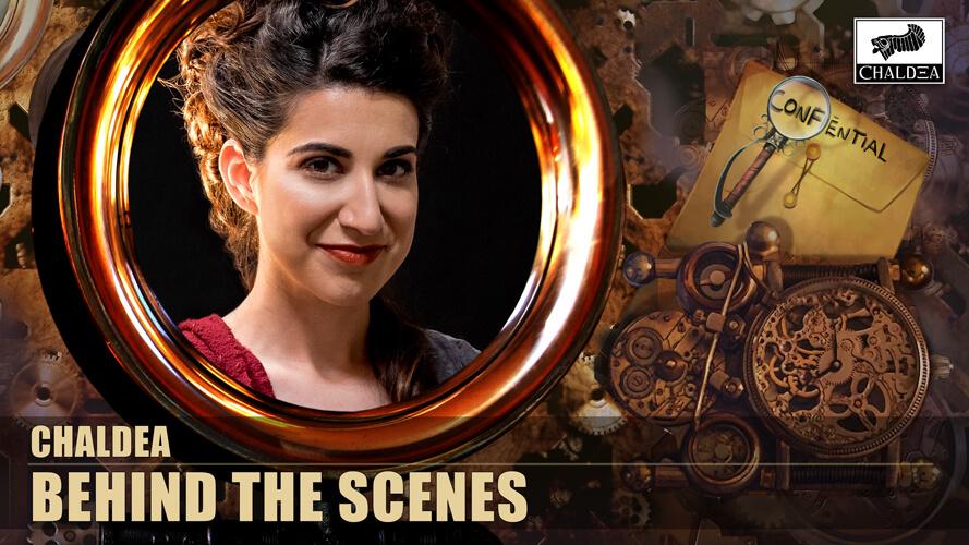Behind the Scenes: Sarah Moore