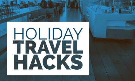 Top 5 Things The Airlines and Credit Card Don't Want You to Know This Holiday Season