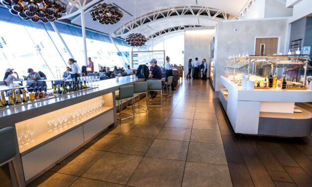 When Will the New American Airlines Flagship Lounge in Dallas Open?