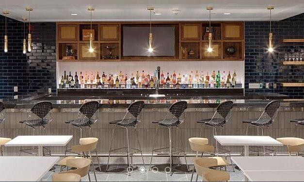 The American Express Phoenix Centurion Lounge is OPEN!