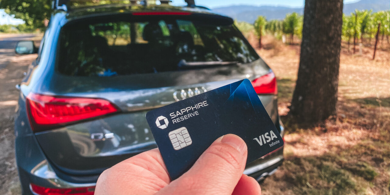 Chase Sapphire Cards Now Earn Up to 10x Ultimate Reward Points!