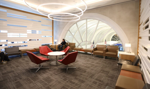Confirmed: American Airlines' New DFW Flagship Lounge Now Open