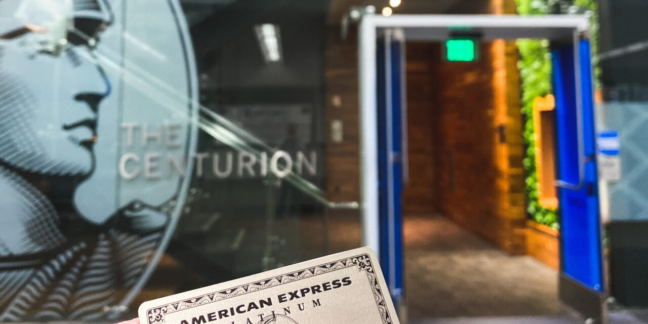 American Express Reopens Select Centurion Lounges in 2020