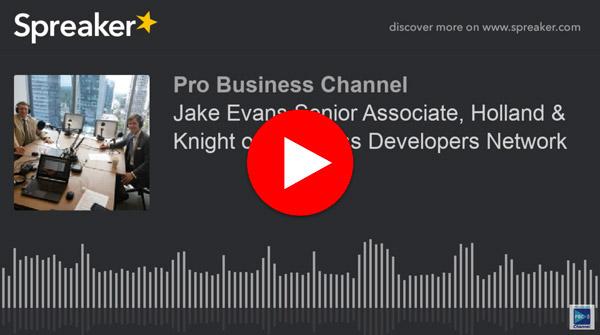 Jake Evans - Podcast