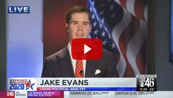 Jake Evans CBS