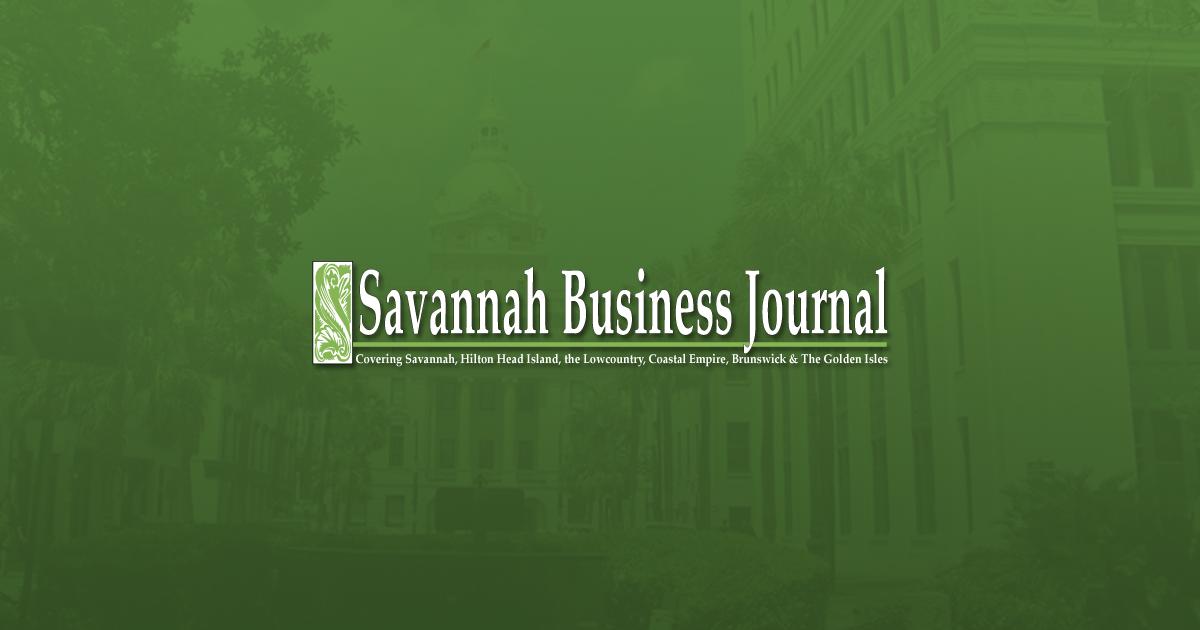 Jake Evans - Savannah Business Journal