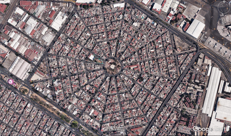 Colonía Federal, Mexico City, Mexico