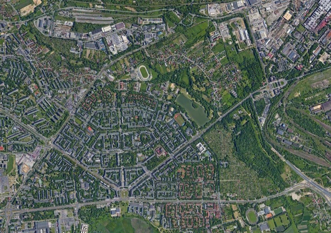 Nowa Huta, Kraków, Poland